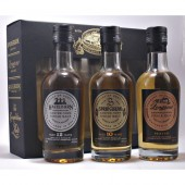 The Campbeltown Malts Collection 3x 20cl Containing one of each Springbank, Hazelburn and Longrow Single Malt Whiskies From Specialist Whisky Shop