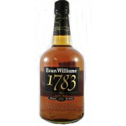 Evan Williams 1783 Small Batch Sour Mash Bourbon Whiskey available to buy on line from specialist whisky shop whiskys.co.uk Stamford Bridge York