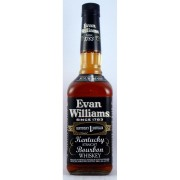 Evan Williams Extra Aged Sour Mash Bourbon available to buy online from specialist whisky shop whiskys.co.uk Stamford Bridge York
