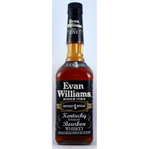 Evan-Williams-Extra Bourbon