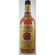 Four Roses 6 year old 1960s Bourbon Whiskey 70 Proof 26 2/3 fl.oz available at the specialist whiskey shop whiskys.co.uk