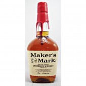 Makers Mark Bourbon Whiskey Every bottle is then hand dipped in wax buy online at specialist whisky shop whiskys.co.uk Stamford Bridge York