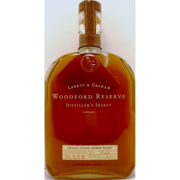 Woodford Reserve Bourbon Whiskey Labrot & Graham