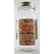 Georgia Moon Corn Whiskey in replica Jam Jar available to buy online at specialist whisky shop whiskys.co.uk Stamford Bridge York