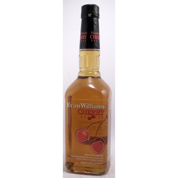 Evan-Williams-Cherry Reserve