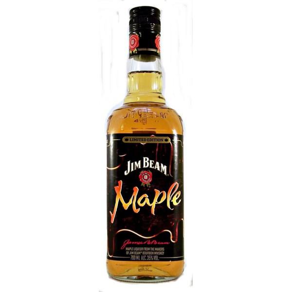 Jim-Beam-Maple liqueur