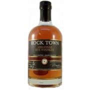 Rock Town Arkansas Rye Whiskey from rye grain actually grown in Arkansas available to buy online specialist whisky shop whiskys.co.uk Stamford Bridge York