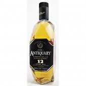 The Antiquary Scotch Whisky Matured for a minimum of 12 years in specialy selected oak casks buy online specialist whisky shop whiskys.co.uk York