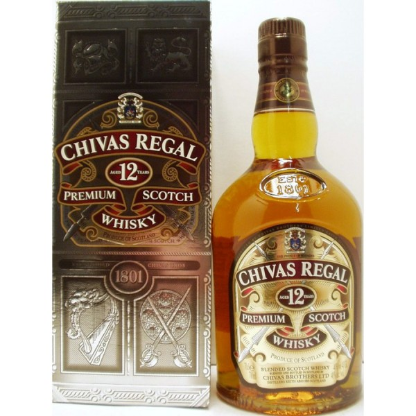 Chivas Reagal 122 year old Whisky