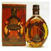 Dimple Scotch Whisky 15 year old Deluxe available to buy online from specialist whisky shop whiskys.co.uk Stamford Bridge York