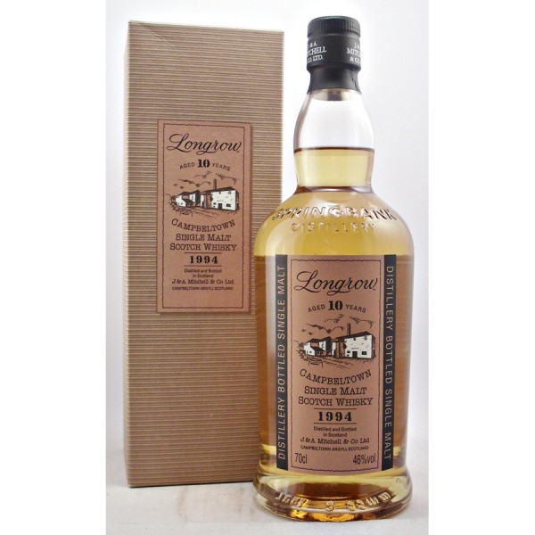 Longrow-1994-Malt Whisky