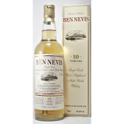 Ben Nevis Forgotten Bottling 10 year old Single Cask Limited Edition, Single Malt Whisky available from specialist whisky shop whiskys.co.uk Stamford Bridge