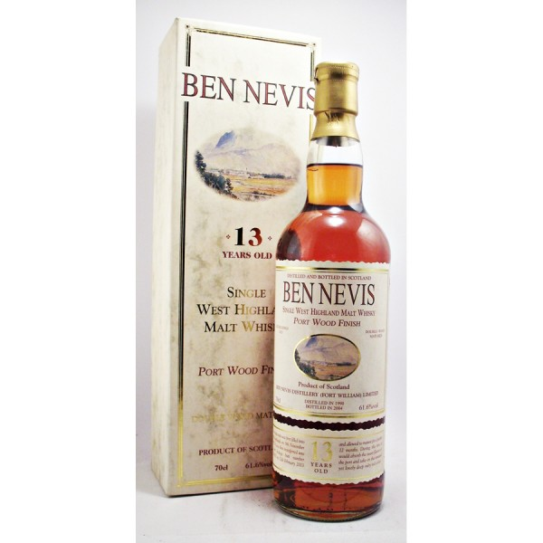 Ben Nevis Port Wood Finish Whisky