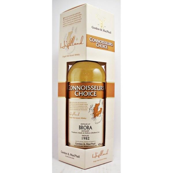 Brora-82-CC Malt Whisky