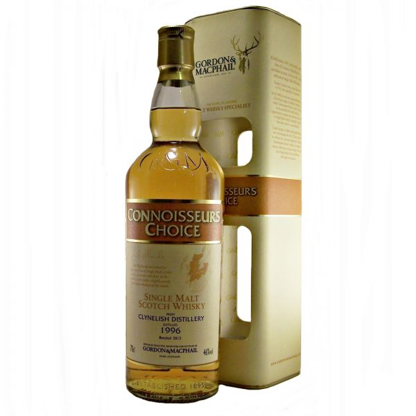 Clynelish 1996 Connoisseurs Choice Scotch Whisky