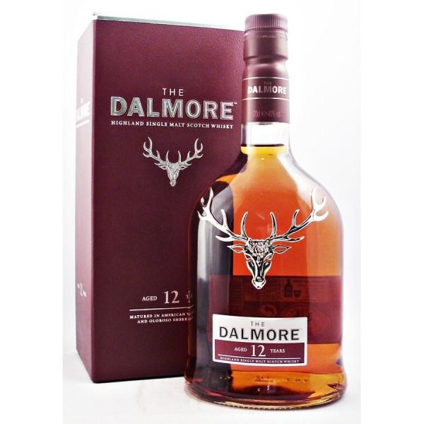 Dalmore-12-Malt Whisky