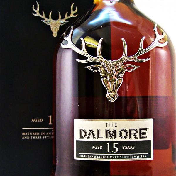 Dalmore 15 year old Single Malt Whisky