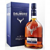 Dalmore 18 year old Single Malt Scotch Whisky at whiskys.co.uk