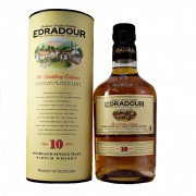 Edradour 10 year old Malt Whisky Distillery edition available to buy online from specialist whisky shop whiskys.co.uk Stamford Bridge York