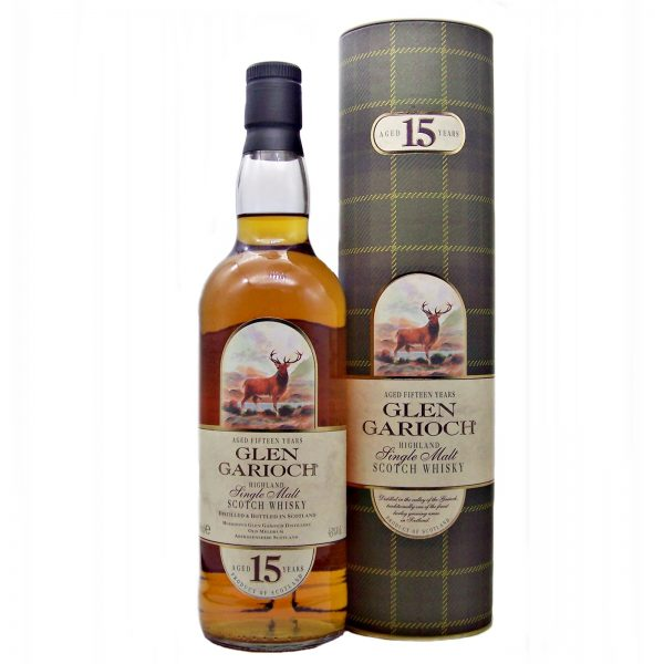 Glen Garioch 15 year old Single Malt Whisky