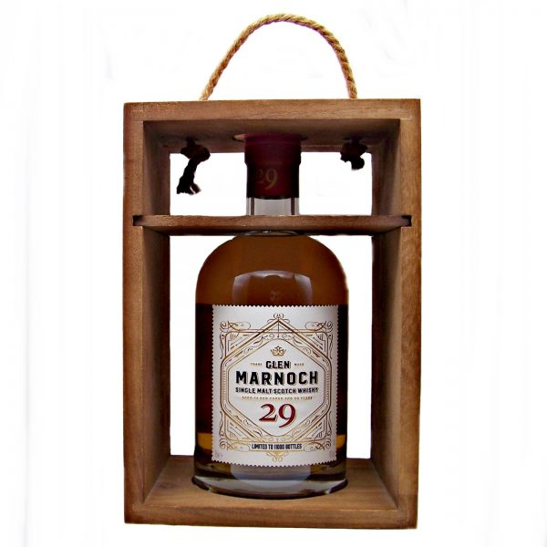 Glen Marnoch 29 year old Single Malt Whisky