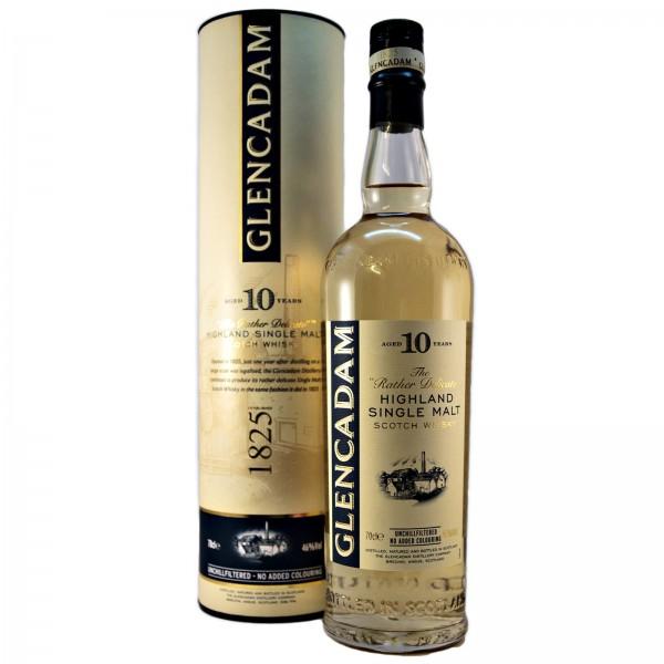 Glencadam-10 Malt Whisky