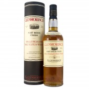 Glenmorangie Port Wood Single Malt Whisky transferred into casks or 'pipes' which have previously contained Port Buy online from specialist whisky shop whiskys.co.uk York