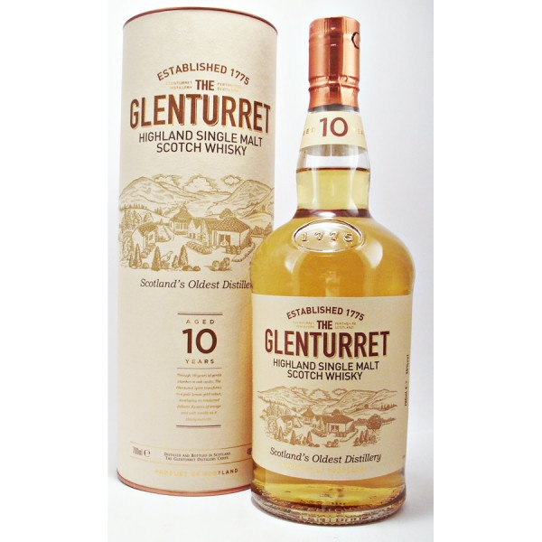 Glenturret-10-Malt Whisky