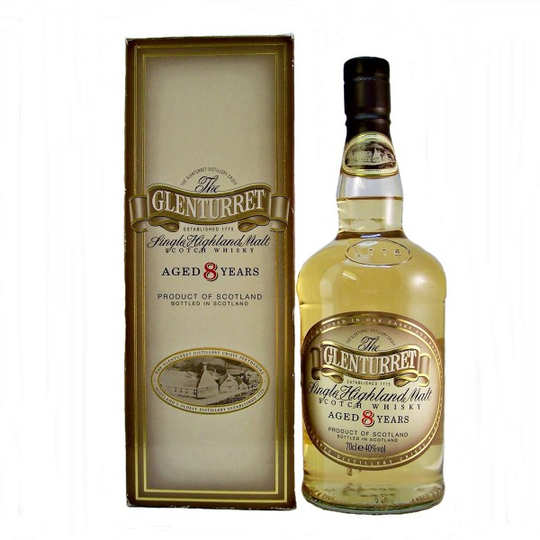 Glenturret-8-Malt Whisky