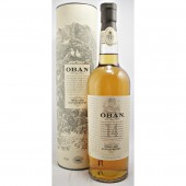 Oban 14 year old Malt Whisky autumn fruits - dried figs and honey-sweet spices buy online from specialist whisky shop whiskys.co.uk Stamford Bridge York