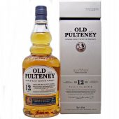 Old Pulteney 12 year old Single Malt Whisky at whiskys.co.uk