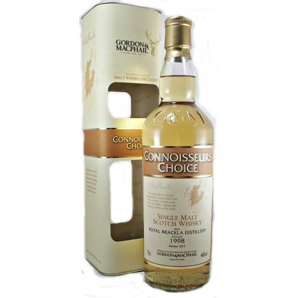 Royal-Brackla-98 Malt Whisky