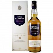 Royal Lochnagar 12 year old Malt Whisky available to buy online from specialist whisky shop whiskys.co.uk Stamford Bridge York