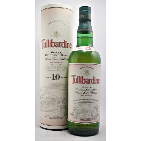 Tullibardine-10 Malt Whisky