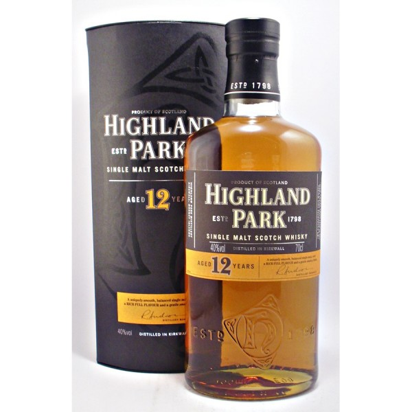 Highland-Park-12 Malt Whisky