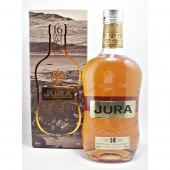 Jura 16 year old Malt Whisky Distillery edition available to buy online at specialist whisky shop whiskys.co.uk Stamford Bridge York