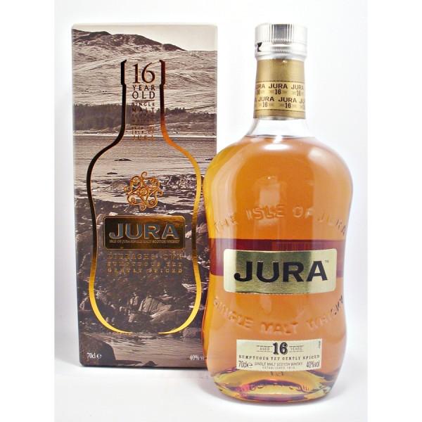 Jura-16 year old whisky