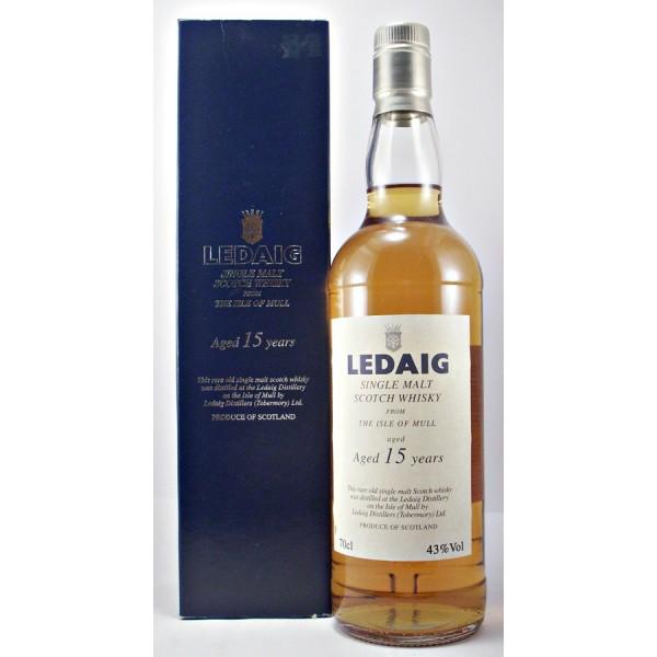 Ledaig-15-Malt Whisky
