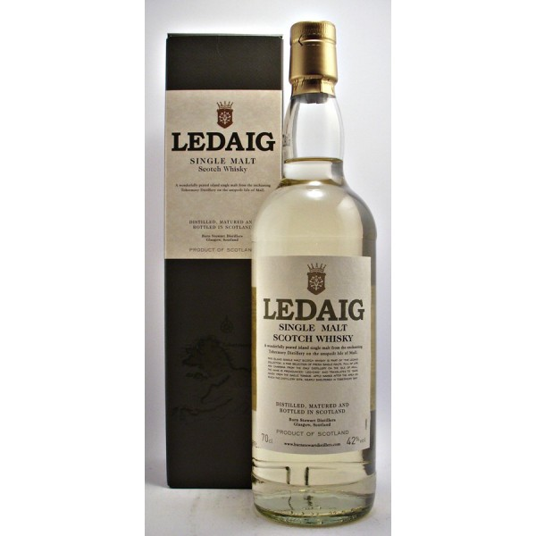 Ledaig-Light Malt Whisky