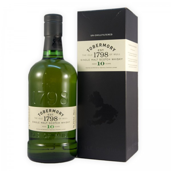 Tobermory-10- year old whisky