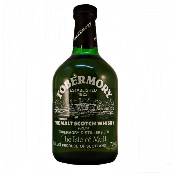 Tobermory-Late-80's Malt Whisky