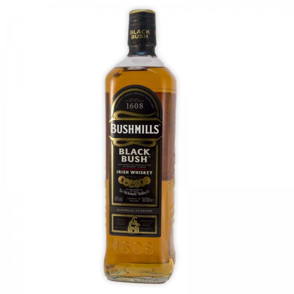 Bushmills-Black Bush Whiskey