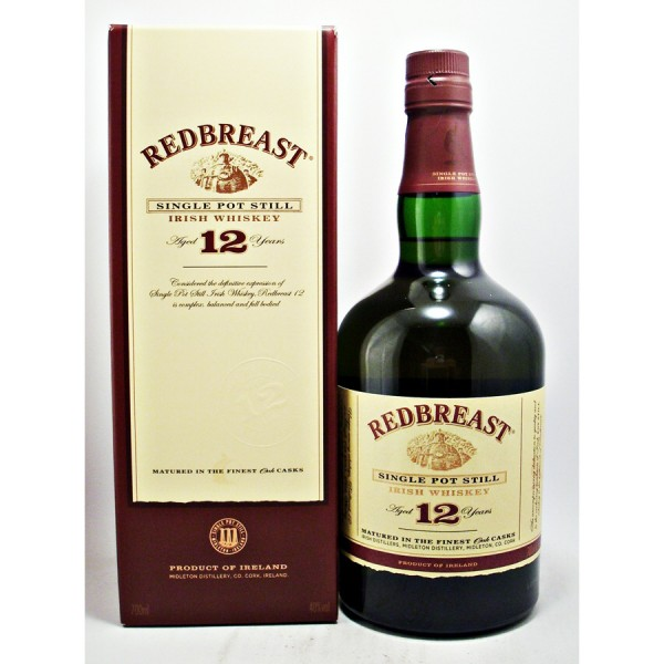 Redbreast-Irish Whiskey