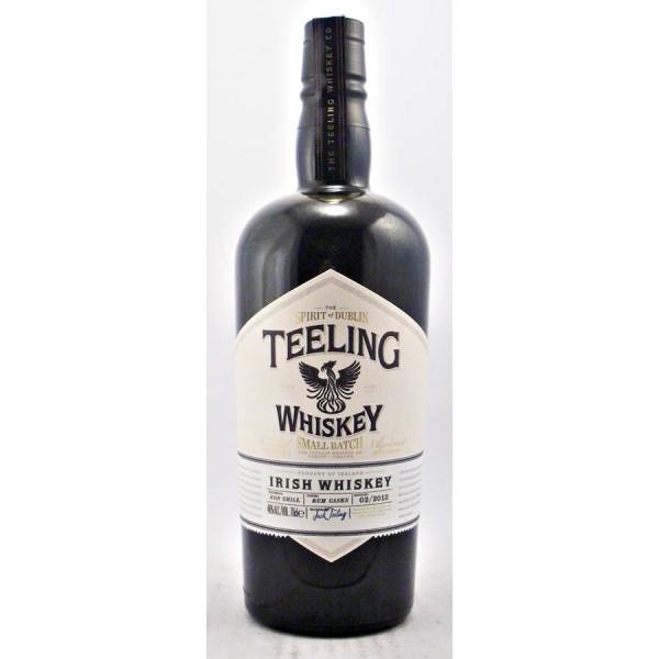 Teeling-Rum-Cask Whiskey