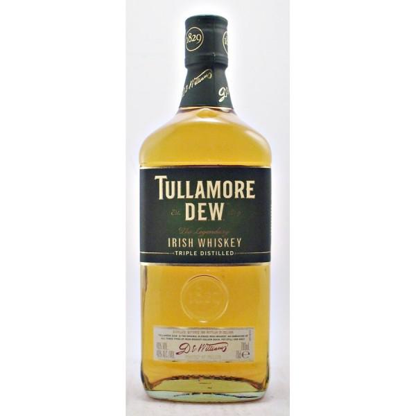 Tullamore-Dew-Irish Whiskey