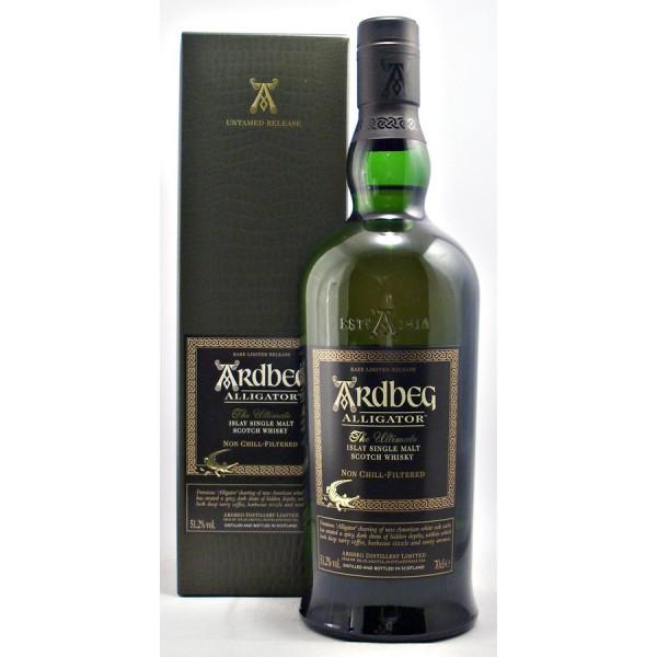 Ardbeg Alligator Single Malt Whisky