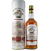 Bowmore Cask Strength Discontinued Distillery edition available to buy online from specialist whisky shop whiskys.co.uk Stamford Bridge York