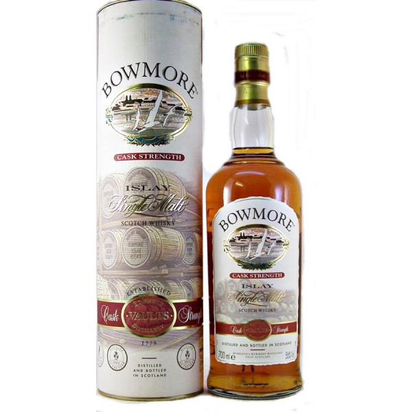 Bowmore-Cask-Strength-whisky