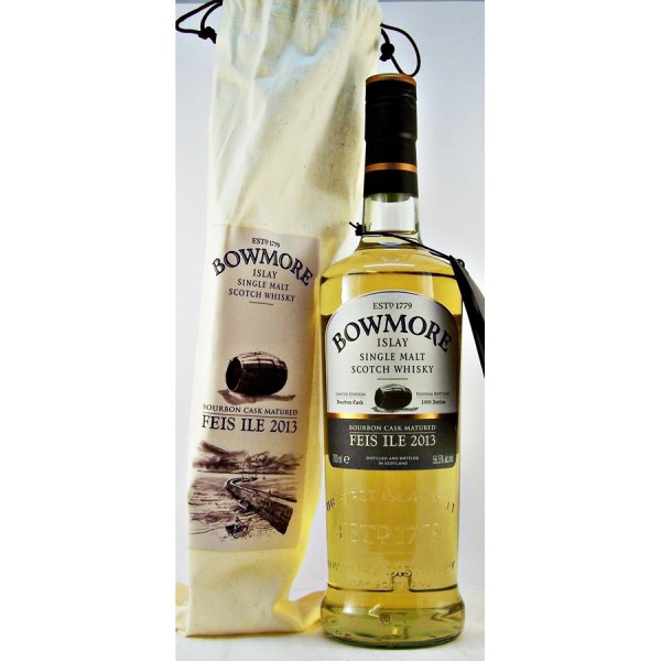 Bowmore-Feis-Ile-2013 Malt Whisky