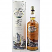 Bowmore Mariner 15 year old Whisky Screen Print bottling available to buy online at specialist whisky shop whiskys.co.uk Stamford Bridge York